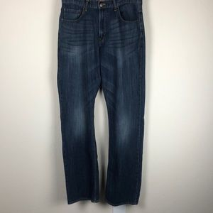 Wrangler men's 32X36 relaxed cut jeans